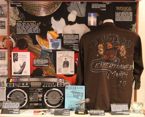 Virginia's hip hop history arrives at Swem