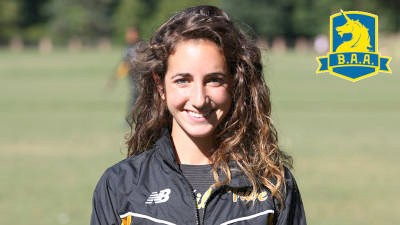 Alumni: Balouris makes national cross country team