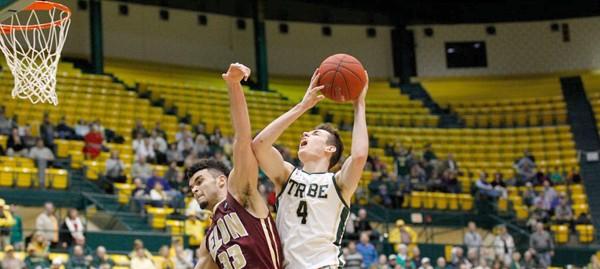 Men's basketball: Tribe perfect at Kaplan