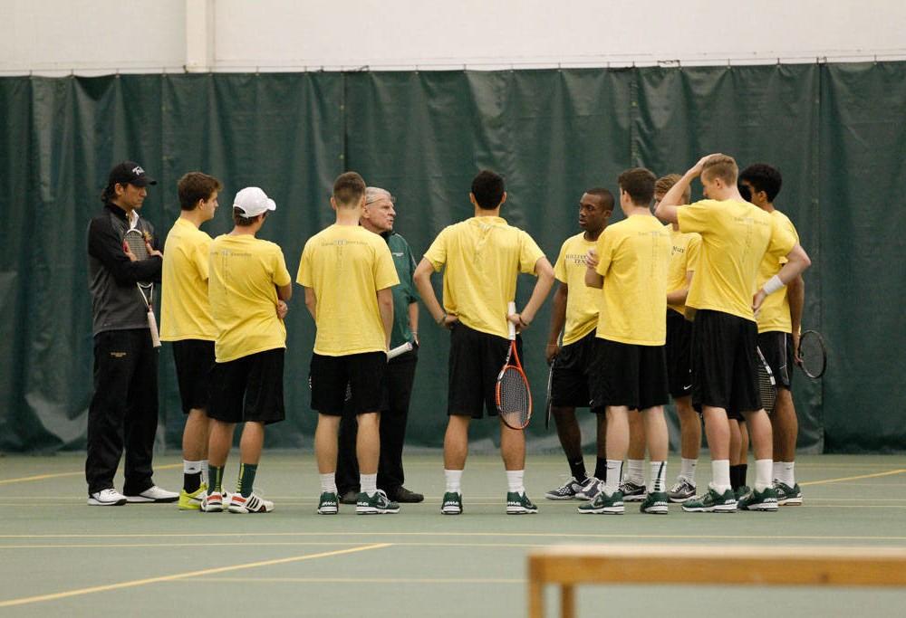 Tennis: Tribe tennis strikes again