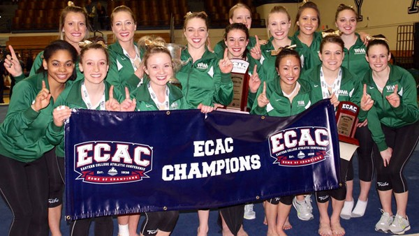 Gymnastics: Women win conference, men third at USA Collegiate Championships