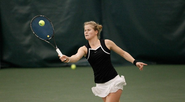 Women's Tennis: Tribe drops two matches in Houston