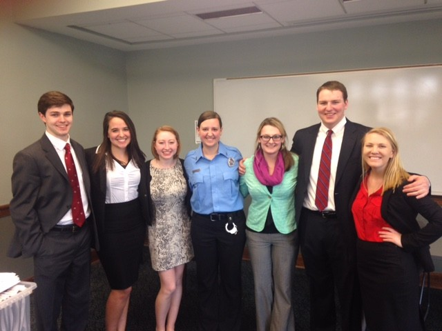 Mock Trial earns two bids to national tournament