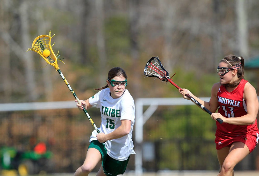 Lacrosse: Tribe still searching for first win, drops game at No.12 Louisville