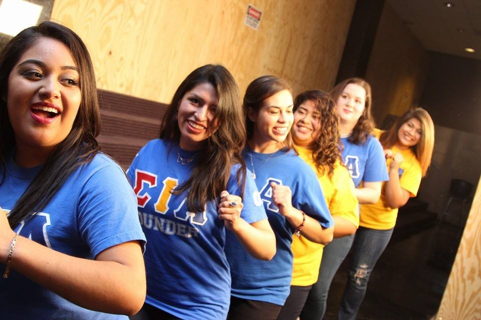 Fraternity, Sorority, Diversity: The College's Minority-Focused Greek Organizations