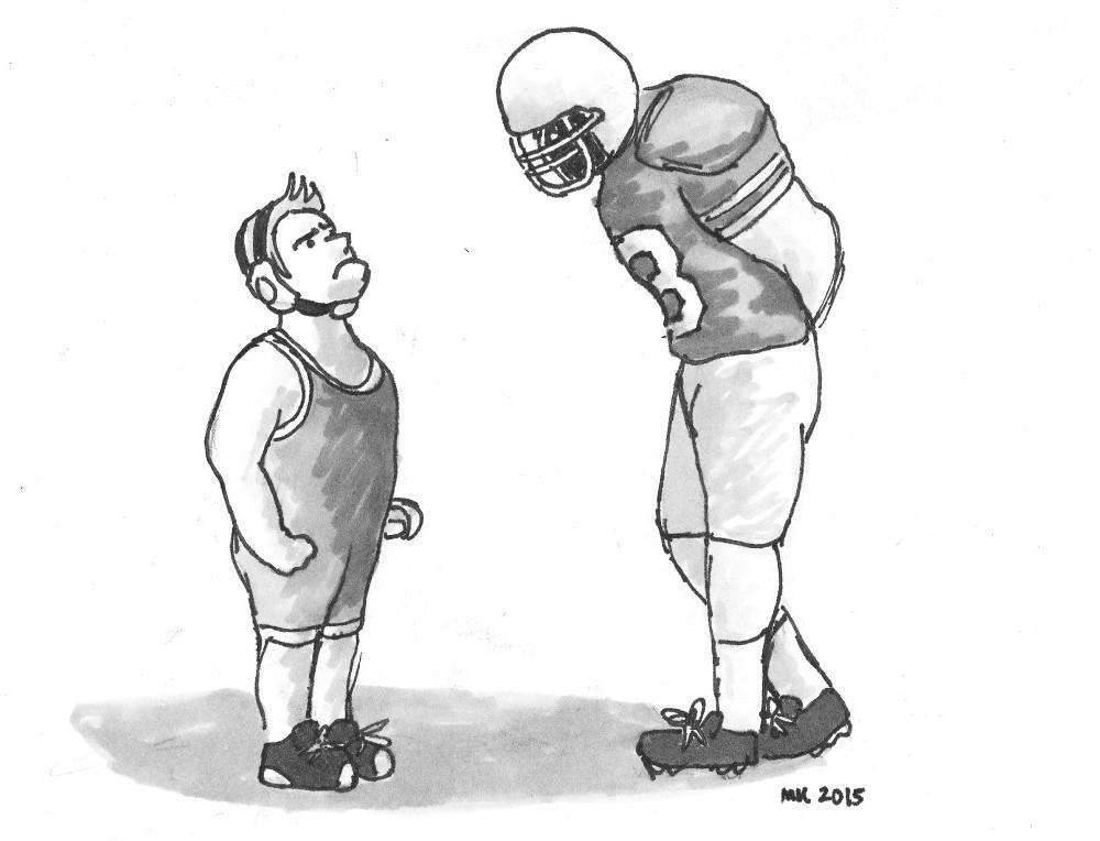 Title IX, eliminating small sports