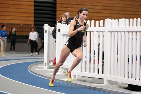 Track and Field: Partial squad goes to Richmond