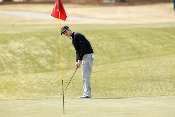 Men's Golf: Tribe takes second