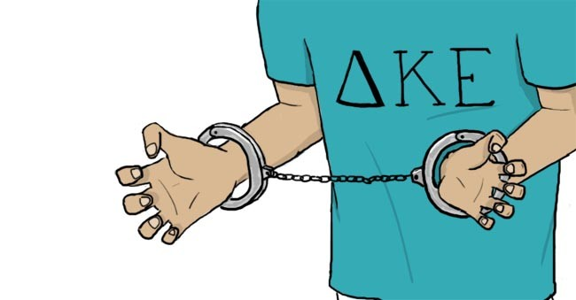 Going after Greek life makes enemies out of allies