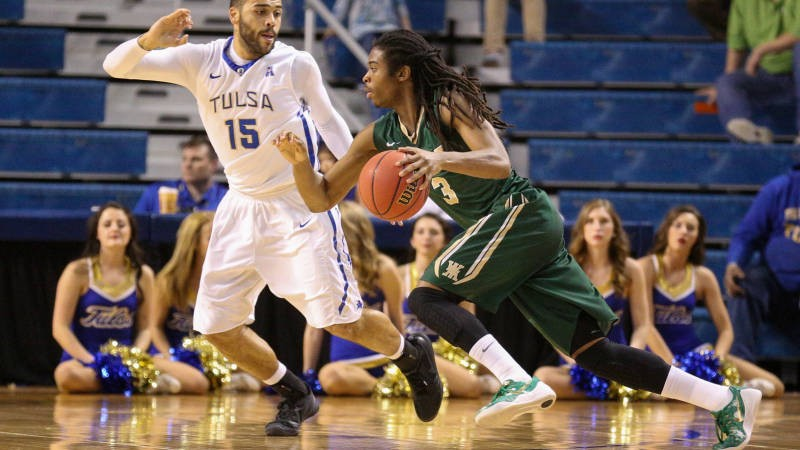 Men's Basketball: College unable to top Tulsa in NIT first round game
