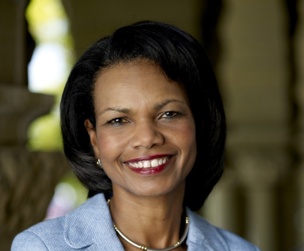 Condoleezza Rice to address graduates
