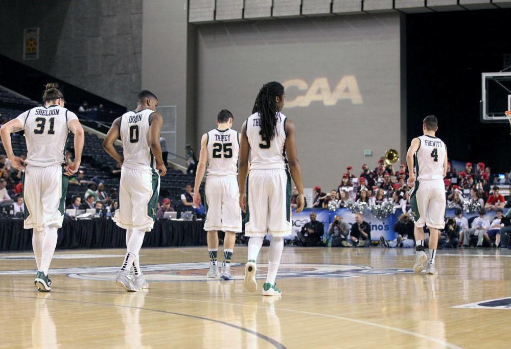 Men's Basketball: Tribe comeback falls short in CAA Championship loss