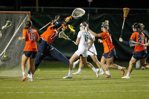 Lacrosse: Tribe breaks streak