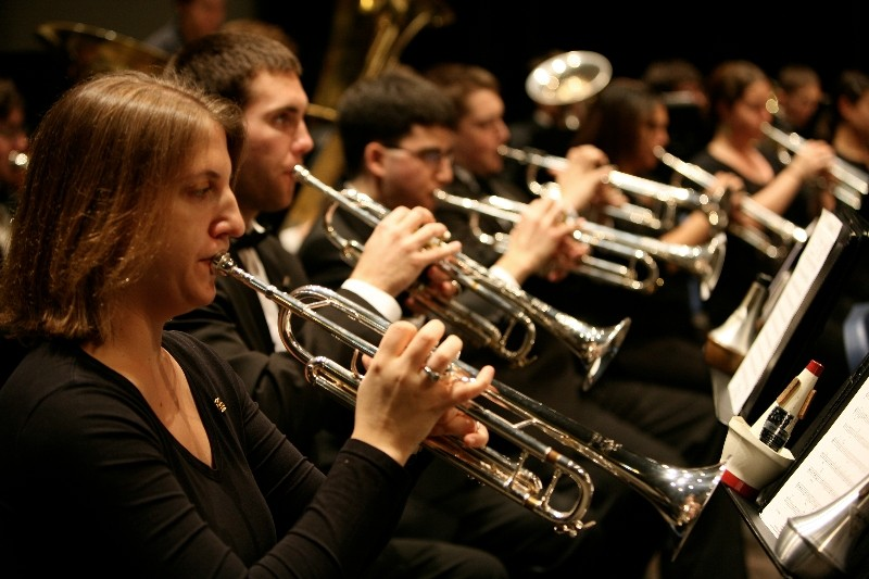 Wind Ensemble to Make its Mark on China and the Kennedy Center