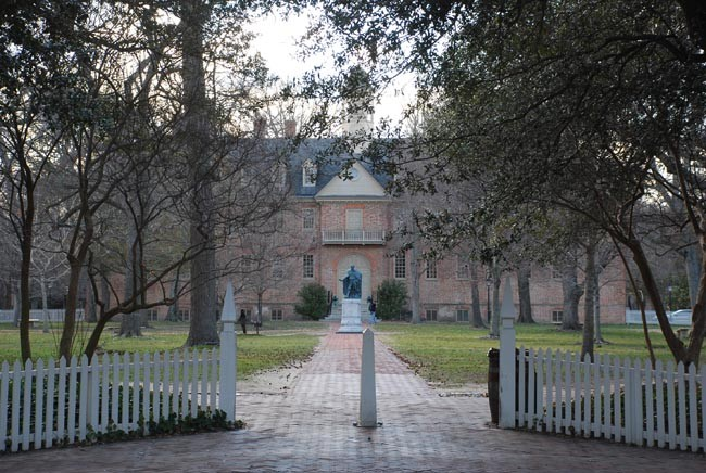 Taking steps to remember the Civil War in Williamsburg