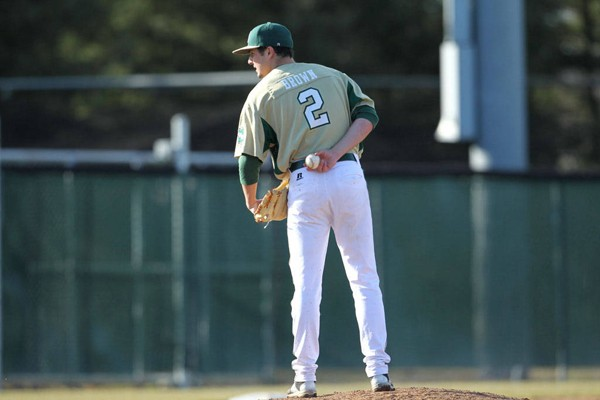 Baseball: Clean sweep