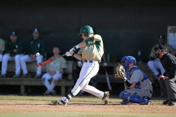 Baseball: Tribe wins two of three at Towson