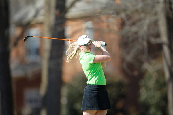 Women's Golf: Tribe takes fifth in CAA conference tournament