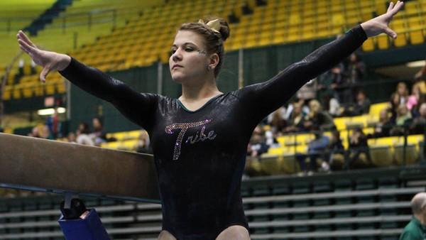 Women's Gymnastics: Three compete in NCAA Regional