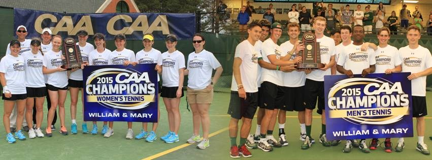 Tennis: Tribe aces conference finals