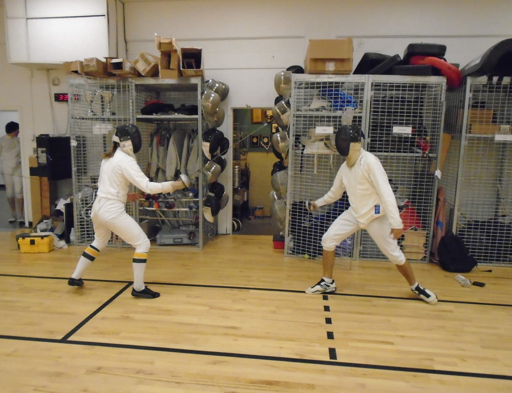 Fencing Club wins Virginia Cup