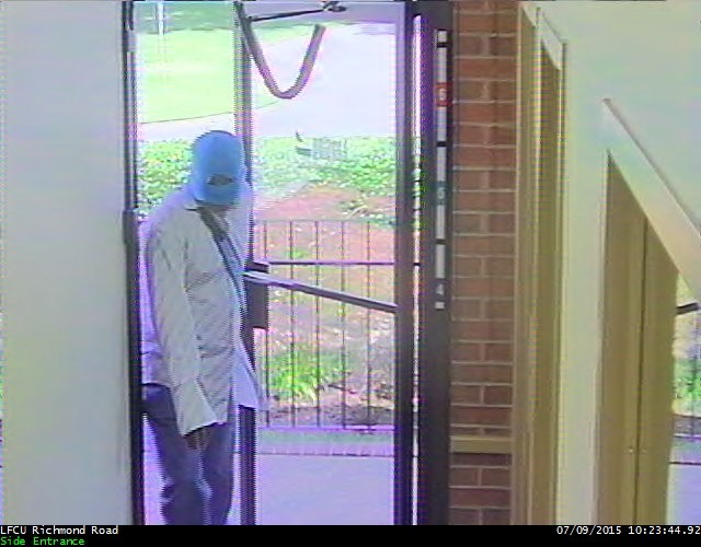 Armed robbery reported at local credit union