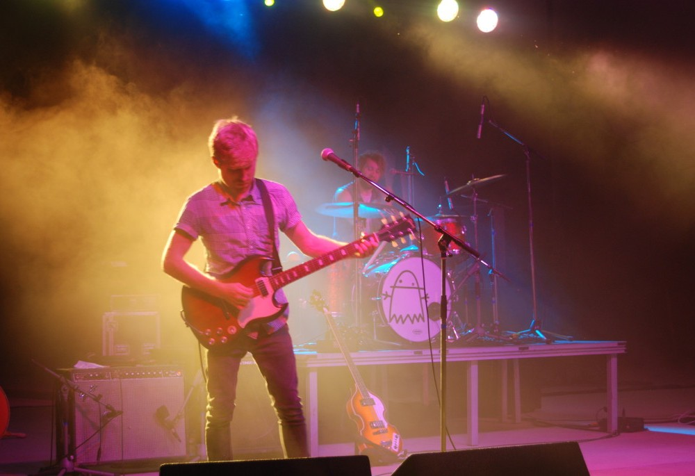 Jukebox the Ghost guitarist Tommy Siegel on college, uber-fans, choosing the band's name