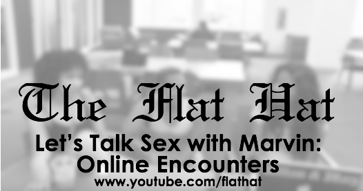 Let's Talk Sex with Marvin: Online Encounters