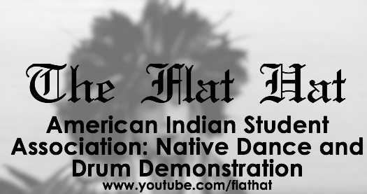 American Indian Student Association: Native Dance and Drum Demonstration