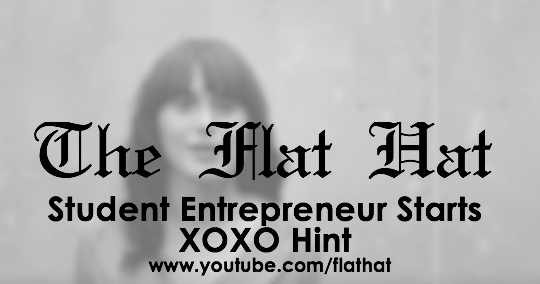 Student Entrepreneur Starts XOXO Hint