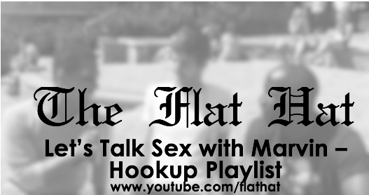 Let's Talk Sex with Marvin: Hookup Playlist
