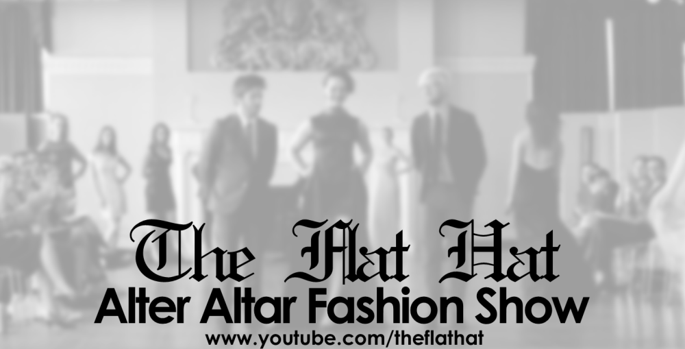 Alter Altar Fashion Show