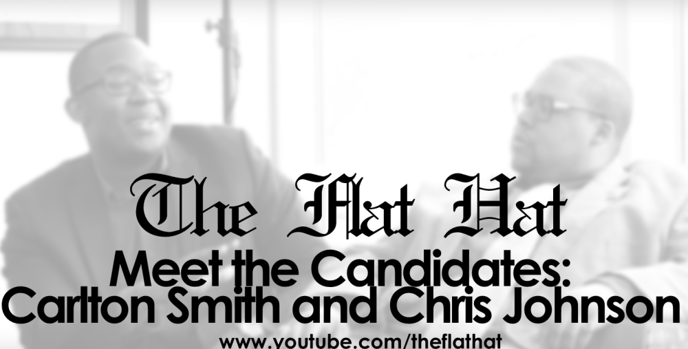 Meet the Candidates — Carlton Smith and Chris Johnson