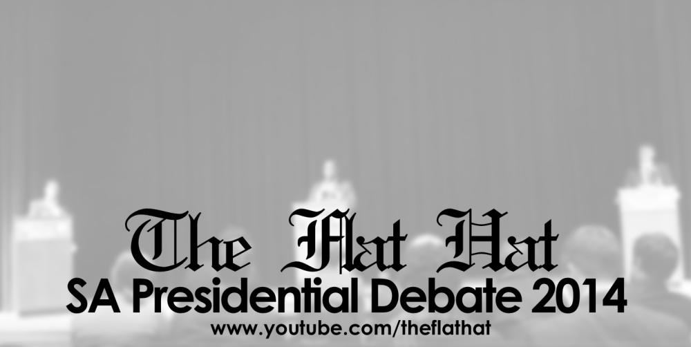 SA Presidential Debate 2014
