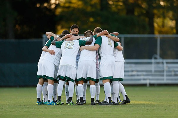 Men's soccer: Gaining new footholds