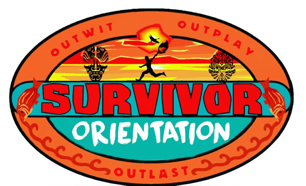 The Ultimate Orientation Survival Guide