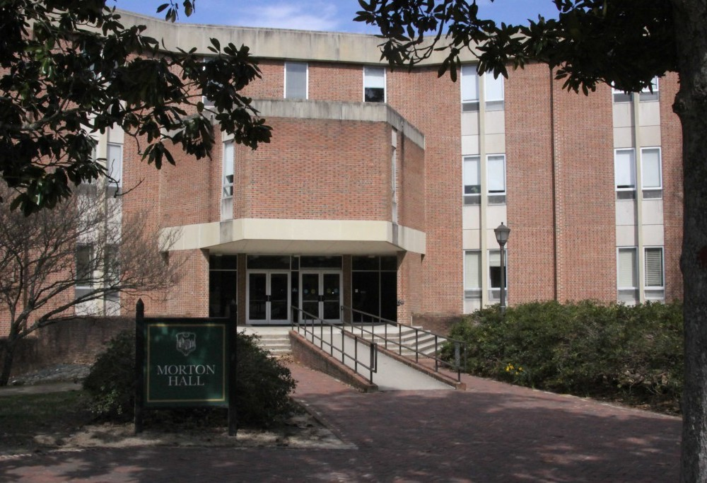 Morton Hall: The building everyone loves to hate