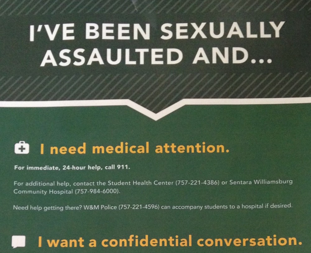 College's Sexual Misconduct Task Force releases findings and recommendations