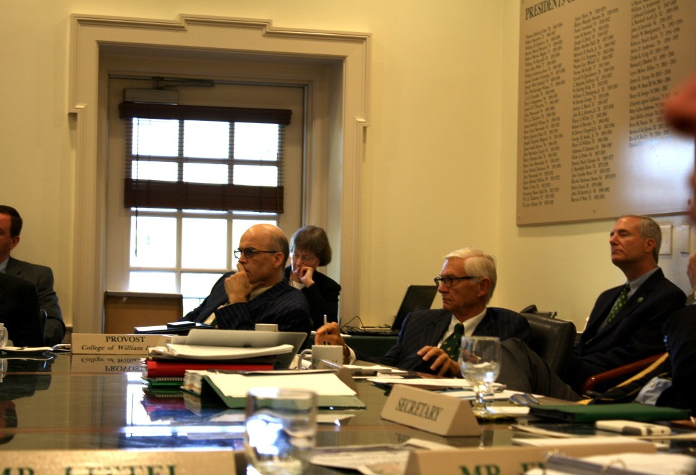 BOV General Board reviews committee discussions