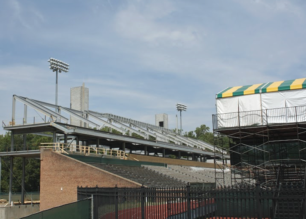 Zable construction in progress for 2015 season