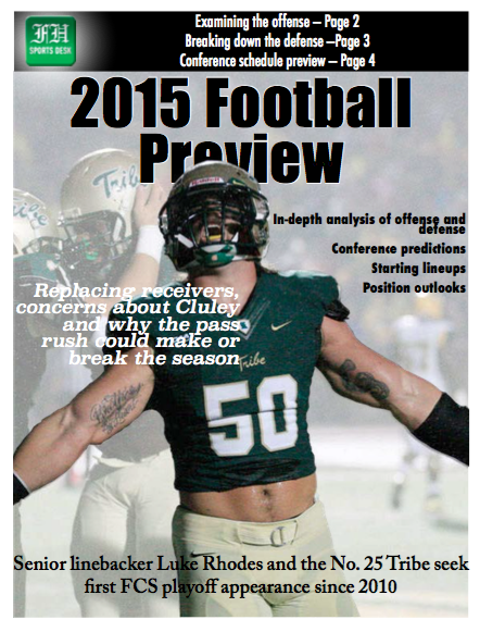 Football: 2015 Preview