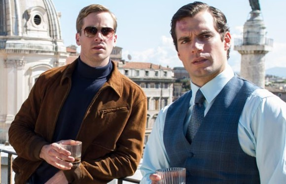 The man from U.N.C.L.E plays to Guy Richie's stylish strengths