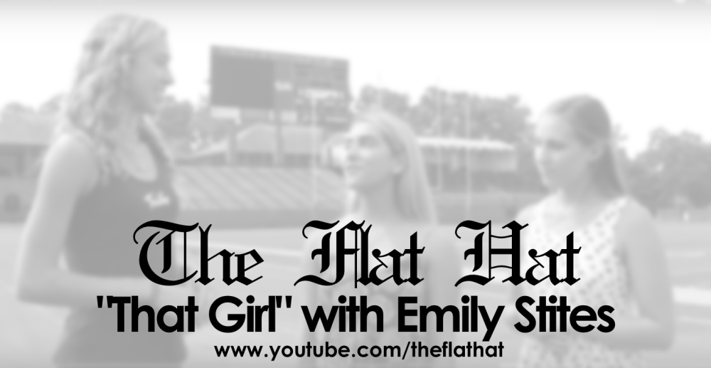 """That Girl"" with Emily Stites"