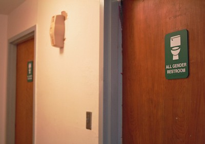 College diversifies bathrooms on campus