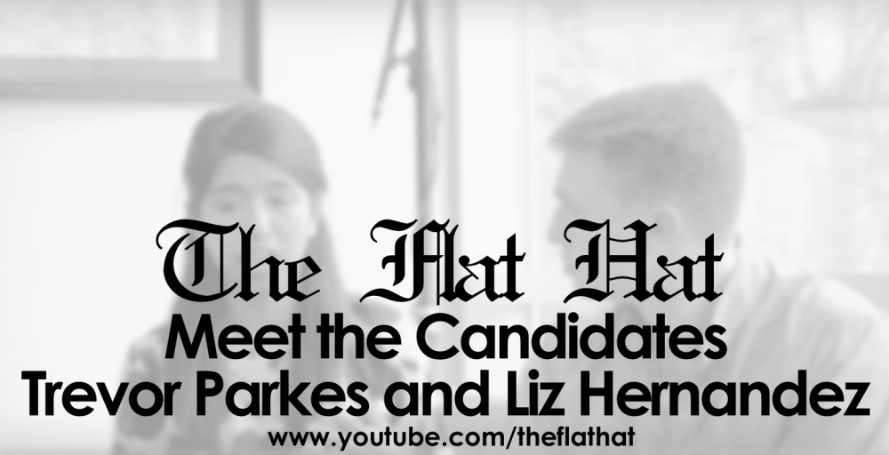 Meet the Candidates — Trevor Parkes and Liz Hernandez