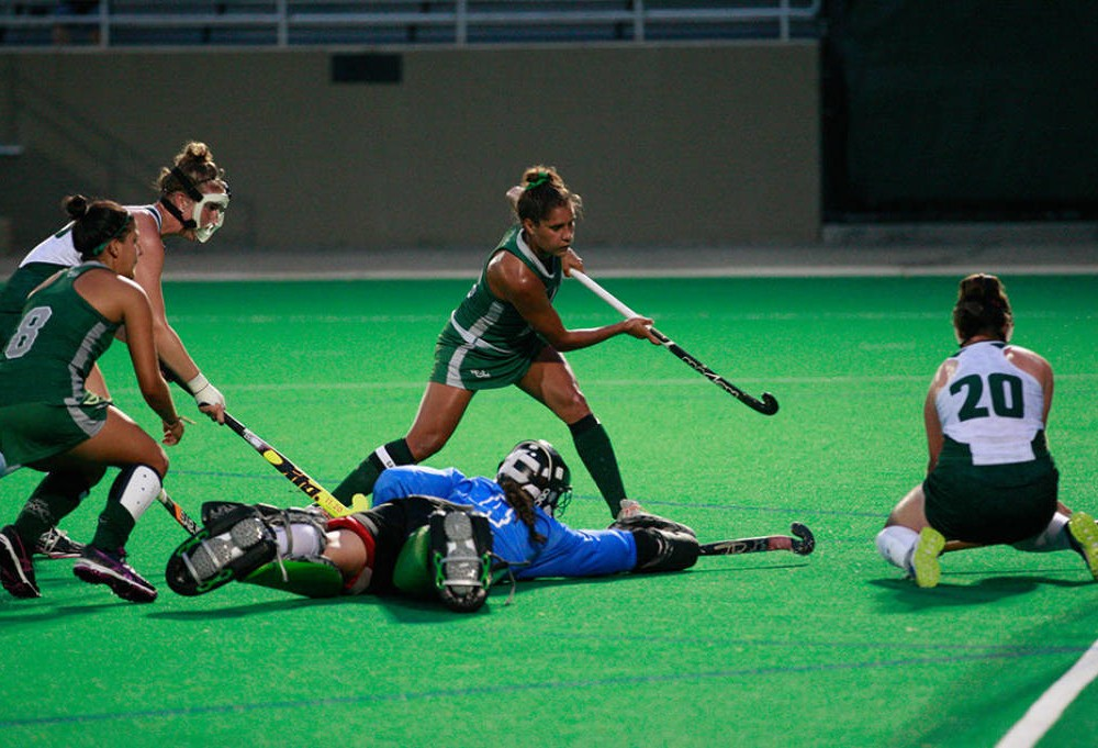 Field hockey: Tribe falls to undefeated No. 4 Virginia 4-2