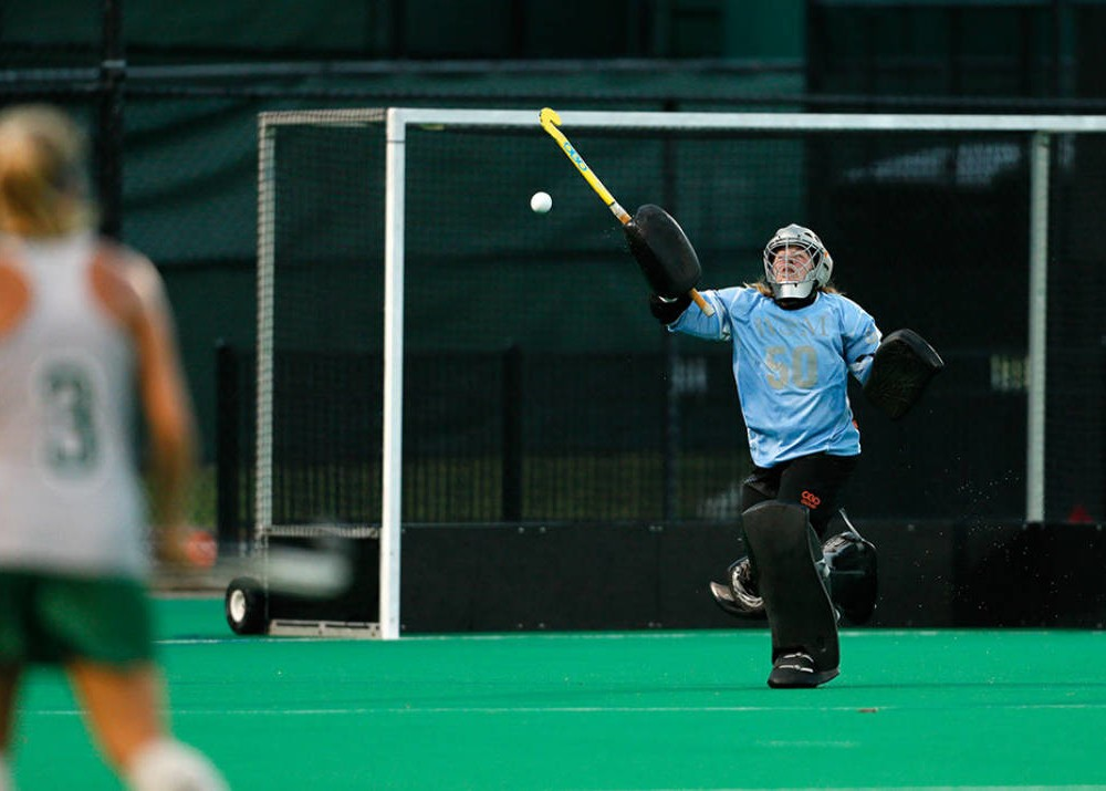 Field hockey: Tribe shut out twice in weekend homestand