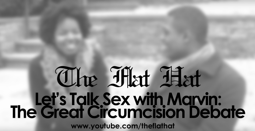 Let's Talk Sex with Marvin: The great circumcision debate