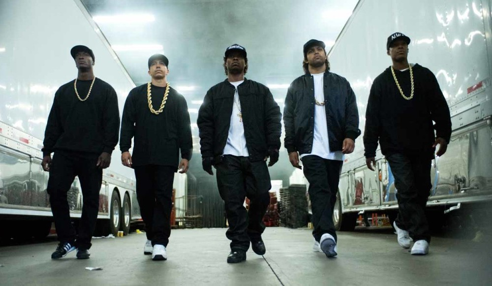 'Straight Outta Compton' is entertaining but unfocused