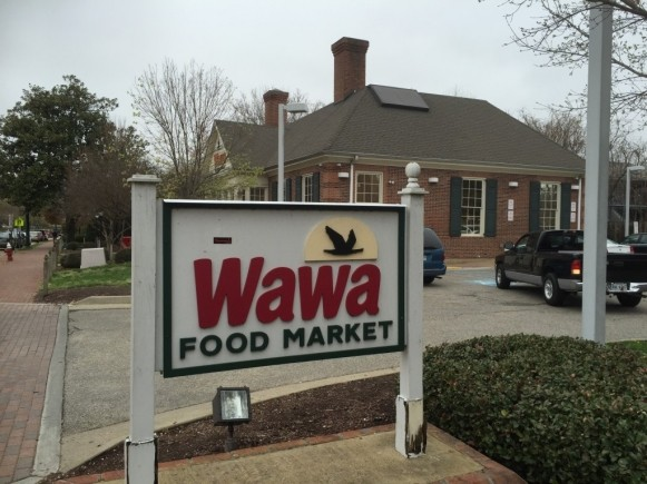 Confusion Corner: Wawa may not be a five star restaurant, but you should still use your manners